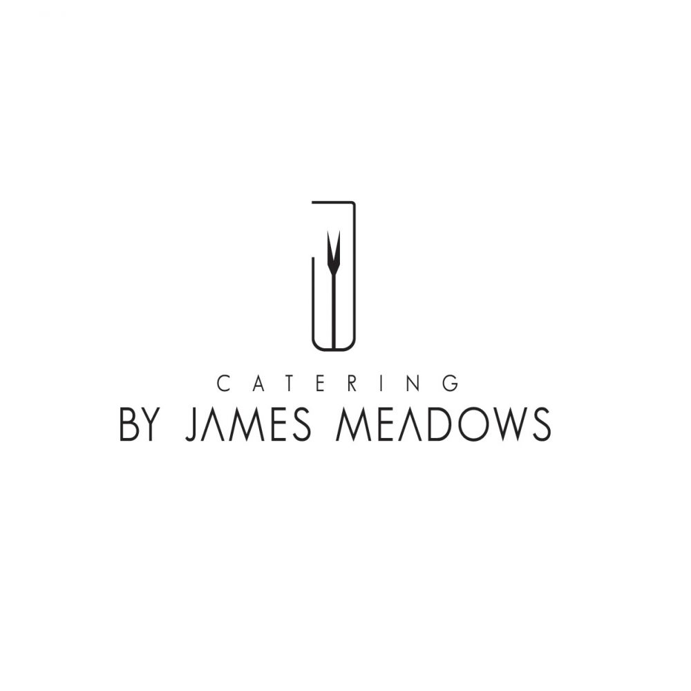 Blackcat Concepts Web Design Graphic Design - Catering By James Meadows Logo